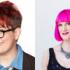 Join authors Charlie Jane Anders and Annalee Newitz for a special event today
