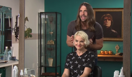 'Queer Eye' star Jonathan Van Ness comes out as non-binary