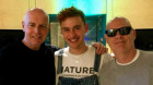 Pet Shop Boys reveal they are working with Olly Alexander