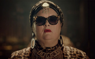 Magda Szubanski stars in new video for Seeker Lover Keeper