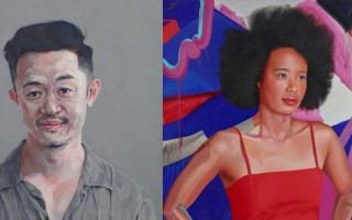 Familiar faces among the finalists for the Archibald Prize