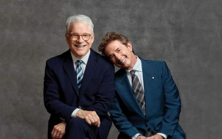 Comedy legends Steve Martin and Martin Short are touring together