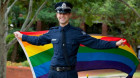 Police praise officer's work in forging relationships with LGBTIQ community
