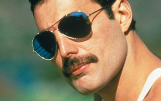 From the vaults, a new recording of Freddie Mercury has been released