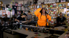 Watch Lizzo deliver an impressive 'Tiny Desk' concert