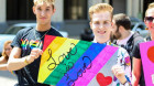 Acceptance of gay people in the UK drops for the first time in 30 years