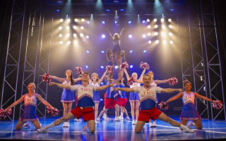 Review | 'Bring It On – The Musical' is filled with cheers and backflips