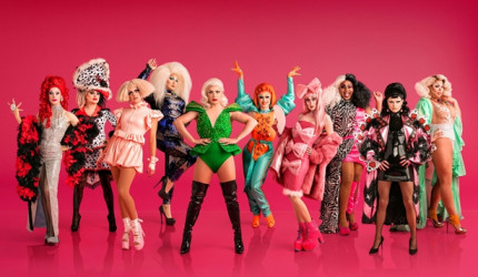 Meet the ten queens competing on 'RuPaul's Drag Race UK'