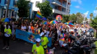 Bermuda celebrates with first ever Pride parade in Hamilton