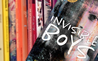 'Invisible Boys' is this month's selection for the Queer Book Club