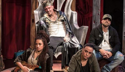 Review | 'Ice Land' Yirra Yaakin's raw and real hip h'Opera