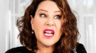 Queen of the Jungle, Julia Morris, is touring the nation