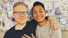 Star Trek actor Anthony Rapp announces his engagement