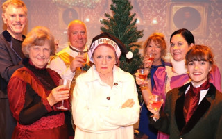 'A Christmas Carol' goes horribly wrong in the latest from Stirling Theatre