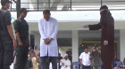 Indonesian cleric who developed anti-gay laws flogged for adultery