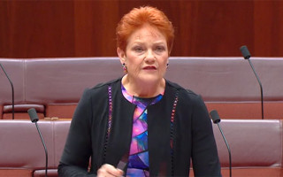 "Pauline Hanson says educators promoting ""gender confusion"""