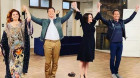 'Will and Grace' film their final episode as the series ends again