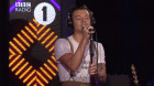 Harry Styles takes on Lizzo's 'Juice' for BBC's Live Lounge