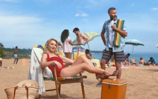 Kylie Minogue and Adam Hills front hilarious tourism ads