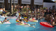 PHOTOS: The Spank Pool Party was a perfect summer's day