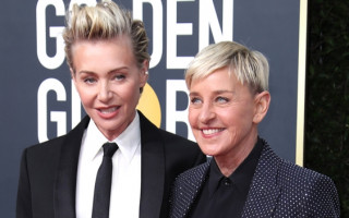 Golden Globes honour Ellen DeGeneres at 77th annual ceremony