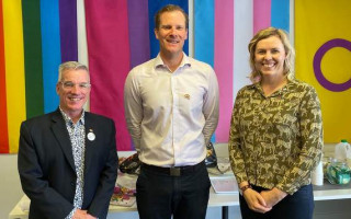 Richmond Wellbeing CEO calls for LGBTI inclusion in census