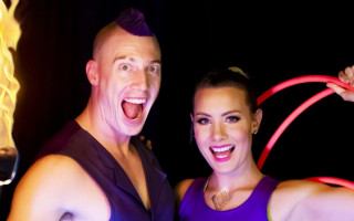 Review | 'Purple People Comedy & Circus' is family-friendly fun