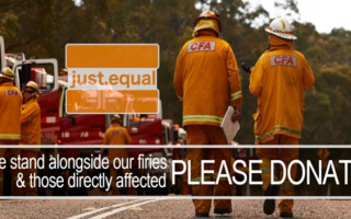 LGBTIQ+ advocates direct donations to bushfire fundraising efforts