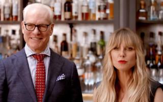 Heidi Klum and Tim Gunn reunite for 'Making the Cut'