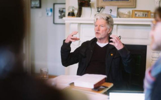 Tim Finn prepares to deliver his first opera with 'Star Navigator'