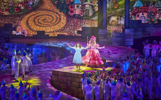 The Wizard of Oz Arena Spectacular is coming to RAC Arena