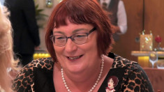 Rachel shares her transition journey on 'First Dates'