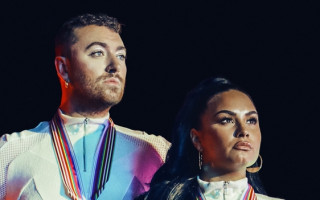 Sam Smith and Demi Lovato join forces for 'I'm Ready'