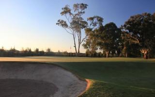 Homophobic slurs and Nazi symbols sprayed on Melbourne golf course