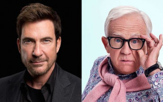 Ryan Murphy announces a new show for Leslie Jordan and Dylan McDermott