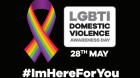 Australia's first LGBTI Domestic Violence Awareness Day