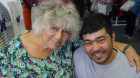 Miriam Margolyes heads off to discover the Australian dream
