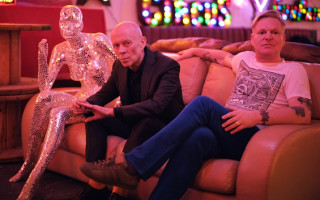 Erasure drop single 'Shot A Satellite' from upcoming album 'The Neon'