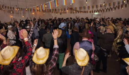Vic Park Pride & GRAI's Barn Dance is back this August