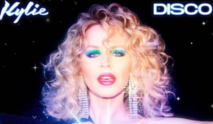 'I Love It': Kylie Minogue releases third single from upcoming 'DISCO'