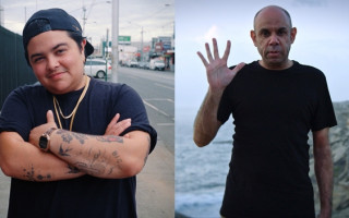 Steven Oliver, Mo'Ju and more revisit James Cook through First Nations' eyes