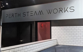 Perth Steam Works to relaunch with an all-new look