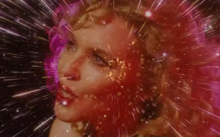Kylie releases glitter filled video for 'Say Something'