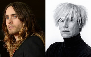 Actor Jared Leto will portray Andy Warhol in a new film