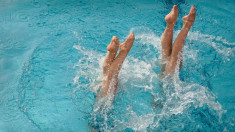 Dive into synchronised swimming with an LGBTIQ+ group this Sunday