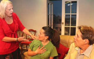 Stirling Theatre presents murder mystery 'In the Wee Small Hours'