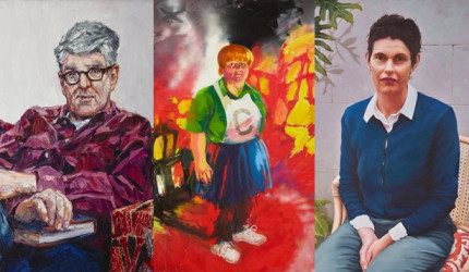 Archibald Prize finalists include portraits of many well known Australians