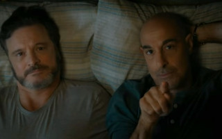 Colin Firth and Stanley Tucci fight for their love in 'Supernova'