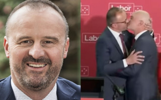 ACT returns Andrew Barr, Labor and Greens to government