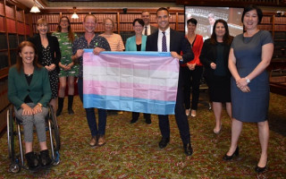 NSW Parliament declares support for transgender people